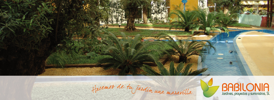 empresa de jardineria en sevilla babilonia jardines