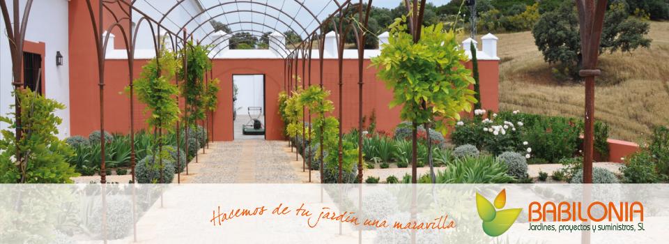 Empresa de jardineria en sevilla babilonia jardines - Empresas de jardineria en malaga ...
