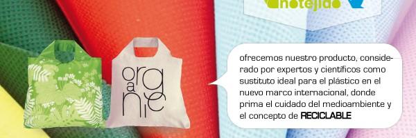 Comunidad: Bolsas no tejido